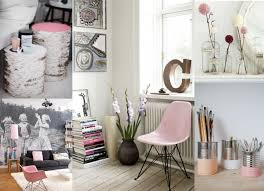 Schlafzimmer Deko Rosa Bettwäsche Winterlandschaft Farbgestaltung