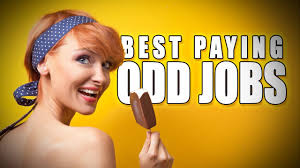 10 Weird Jobs That Pay Super Well Sourcefed Youtube