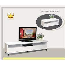 qoo10 strato tv console coffee