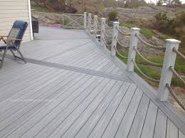 Picture shown: UltraShield Capped Composite Decking in Norway 2015