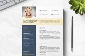 Modern Resume Template Free Download Word 20 Best Modern Resume Templates Word 2019