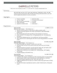 Sales Associate Objective For Resume Best Of Resume Examples For Objective Sales Associate Resume Sample Customer