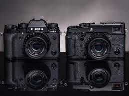 Fujifilm X-Pro2 Versus X-T2: Seven Key Differences: Digital ...