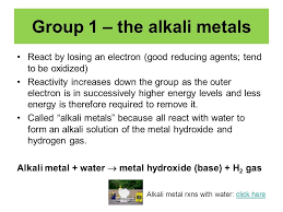 Periodic Table Group 1 E2 80 93 The Alkali Metals Vision Great 2 ...