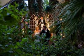 garden wedding vegas