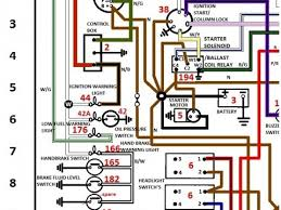 wiring schematics colour coded for jaguar triumph shannons club tomjxbxj jaguarwiringdiagramsincolour