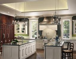 kitchen island lighting ideas pictures. M : Kitchen Island Lighting Ideas White Cabinets Tiles Backsplash Pendant Lamps Dark Mosaic Granite Countertop Glossy Pantry (608 X 471) Pictures