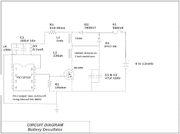 picture of pic12f629 lead acid battery desulfator