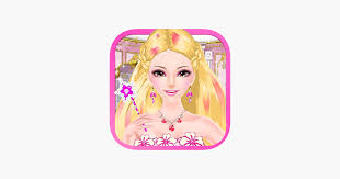 sweet lovely princess makeup games 4