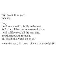 Tumblr Love Quotes Custom Love Pinterest Cynthiago IG Tumblr Christine Go Cynthia