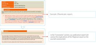 plagiarism check service for unintentional or accidental plagiarism check report sample