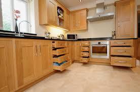 Red Birch Cabinets Kitchen Kitchen Natural Oak Kitchen Cabinets Natural Wood Kitchen Design