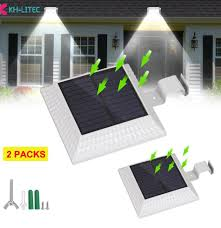 Solar Light Packs Top 8 Most Popular Outdoor Solar Powered Gutter Ideas And