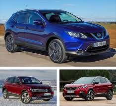 best mid size suv 2017 european car sales data midsized suv segment left lane com