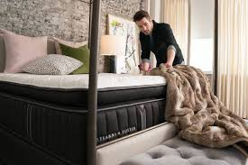 jonathan scott lux estate stearns u0026 foster bed edgy glam stearns and foster80 foster
