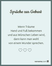 Schöne Sprüche Zur Geburt Asl And German Schöne Sprüche Zur