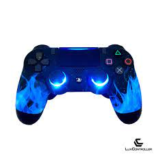 LuxController PS4 Custom LED Controller mit 2