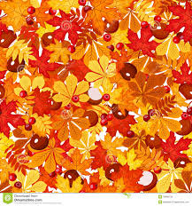 Fall Leaf Pattern Magnificent 48 Fall Leaf Pattern Vector Images Fall Autumn Leaves Free Vector