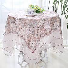 coffee table cover tablecloth dining