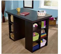craft desk with hutch kids craft table and chairs l shaped craft table hobby table with