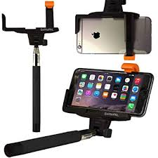 OPTIKAL SelfiePAL <b>Wireless Bluetooth Remote Shutter</b> Stick