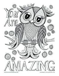 Printable Owl Coloring Pages Best Of Free Owl Coloring Pages New