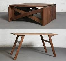 coffee table to dining table coffee
