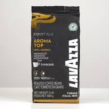 "<b>Кофе зерновой Lavazza</b> Вендинг ""Арома Топ"" ExpertLine 1000 г ..."