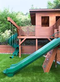 baroque outdoor playsets look los angeles traditional kids remodeling ideas with grass lawn rock climbing wall