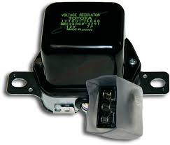 alternators toyota remanufactured voltage regulator only 40 amp fits fj55 68 1 75 toyota