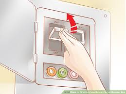 how to the fuse box or circuit breaker box 12 steps image titled the fuse box or circuit breaker box step 8