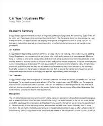 car wash business plan pdf car wash business plan pdf car wash business plan by business plan