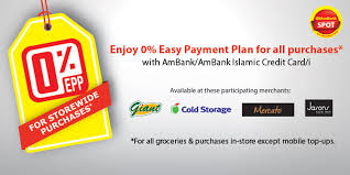 Credit Card Payment Plan Deals And Promotions Page Ambank