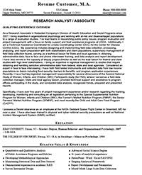 Example Of Federal Government Resumes Sample Federal Resume Resume Express