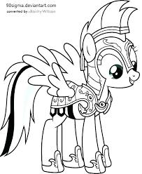 My Little Pony Coloring Pages Twilight Sparkle Color Online