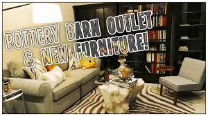 POTTERY BARN OUTLET AND NEW FURNITURE