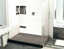 foam shower base shower base kit