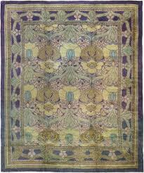 arts u0026 crafts rug designed by c f a voysey