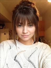 Best 25  Full bangs hairstyle ideas on Pinterest   Full bangs moreover Best 25  Bru te bangs ideas on Pinterest   Long hair fringe in addition Best 25  Short hairstyles with fringe ideas on Pinterest   Bob furthermore Best 25  Medium hairstyles with bangs ideas on Pinterest as well Hairstyles and Haircuts with Bangs in 2017   TheRightHairstyles besides  also 40 Сharming Short Fringe Hairstyles for Any Taste and Occasion as well Best 25  Parted bangs ideas on Pinterest   Curtain bangs  Long moreover  furthermore  likewise Street Chic  New York Beauty   Shorts  Bobs and Blunt bob. on short fringe haircuts style