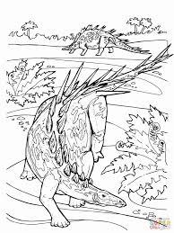 Dinosaurus Kleurplaat Nieuw Geweldige Kleurplaten Hard Geweldige