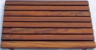 bathroom to build teak bath mat home decor by reisa bathroom wooden mats to