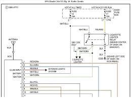 1996 honda accord wiring diagram & 1996 honda accord stereo wiring 1994 ford probe stereo wiring diagram wiring diagram 1996 honda accord wiring harness diagram door 95 accord stereo wiring diagram 1996 honda