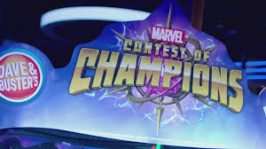 Dave And Busters Prices Chart Arcade Heroes Dave Busters Officially Unveils Marvel