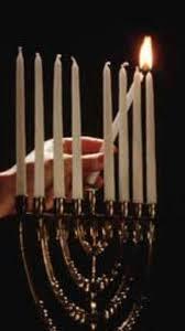 Prayer For Lighting The Menorah Candles