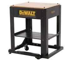 dewalt planer stand. heavy-duty metal portable mobile black thickness planer stand-dw734 dw735 dw735x dewalt stand