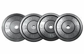 york barbell weight. york barbell black solid rubber bumper plate set weight