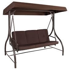 Classic Accessories Ravenna Canopy Swing Cover Premium Outdoor