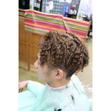 ツイストスパイラルパーマメンズ Hair Mode Sumaヘアモード スマ