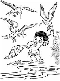 If your children loved moana the movie, they can bring to life the wonderful story by coloring in. 40 Moana Coloring Pages Ideas Moana Coloring Moana Coloring Pages Coloring Pages