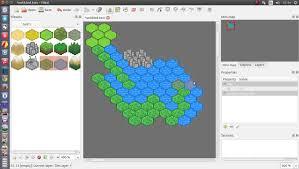 tiled tile map editor  hexagonal map  youtube